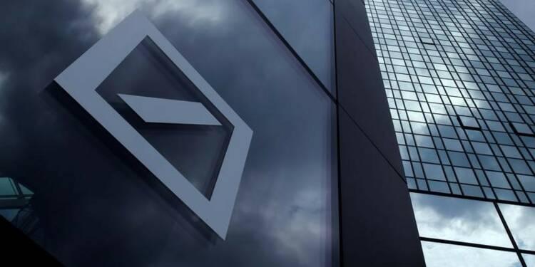 Pas d'exode des salariés chez Deutsche Bank après la baisse des bonus