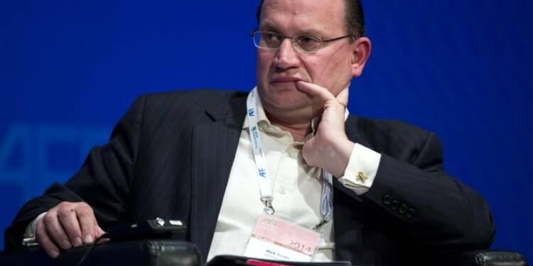 Mark Tucker, actuel DG de l'assureur AIA, nommé président de HSBC