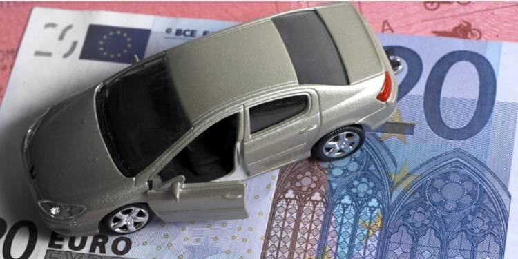 Le budget auto des Français dérape