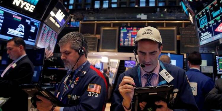 Wall Street ouvre en hausse, record du Dow et du Nasdaq