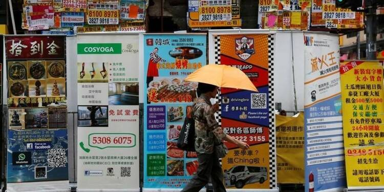En Chine, léger ralentissement de la croissance des services
