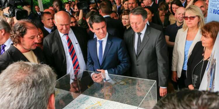 Cher à Manuel Valls, le projet de Grand Stade de Rugby risque bien de capoter