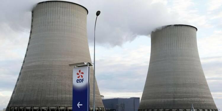 Les fermetures de réacteurs coûteront un milliard d'euros à EDF