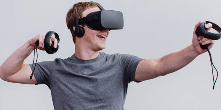 Facebook dévoile des résultats record grâce à la vidéo mais subit un revers dans la réalité virtuelle