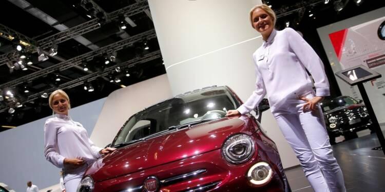 Les diesels de Fiat dans le viseur de l'Allemagne