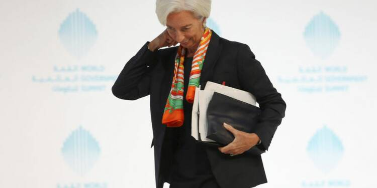 Les élections en Europe inquiètent Christine Lagarde (FMI)