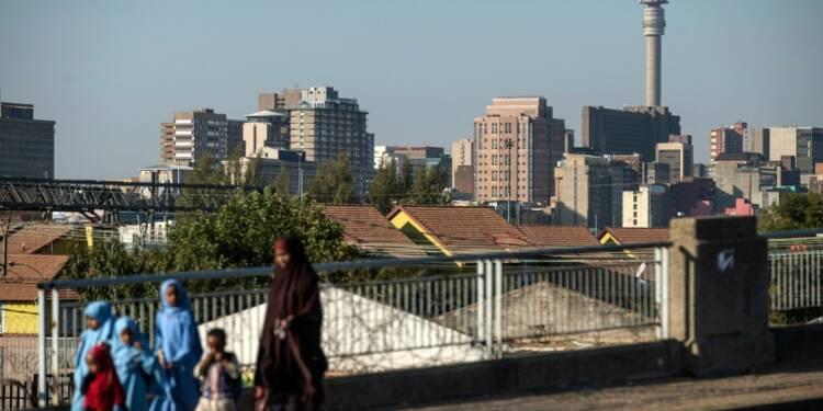 L'Afrique du Sud, un géant du continent africain face à la crise économique