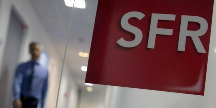 Altice contourne l'AMF et rachète 5% de SFR