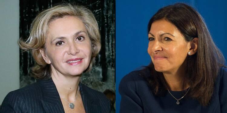 Voies sur berges, économie... entre Anne Hidalgo et Valérie Pécresse, c'est la guerre