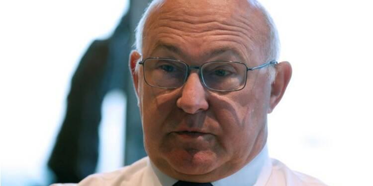 Sapin maintient ses prévisions de croissance pour 2017