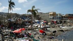 Le bilan de l'ouragan Matthew atteint les 1.000 morts à Haïti