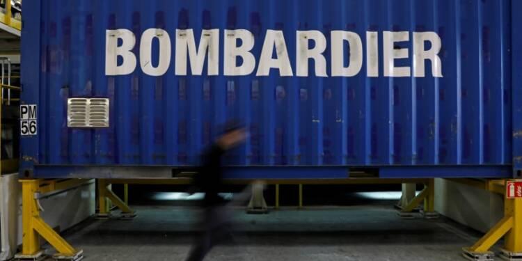 Le Canada octroie une aide à Bombardier et promet de la défendre