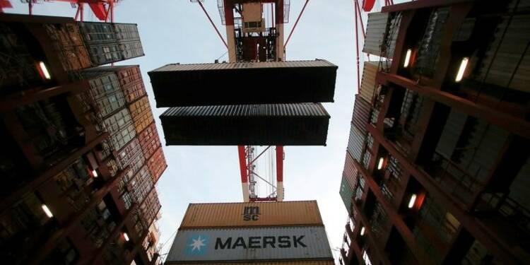 Maersk remet en cause une alliance avec Hyundai Merchant
