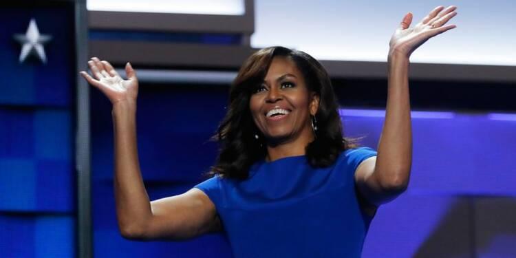 Michelle Obama mobilise les jeunes électeurs pour Clinton