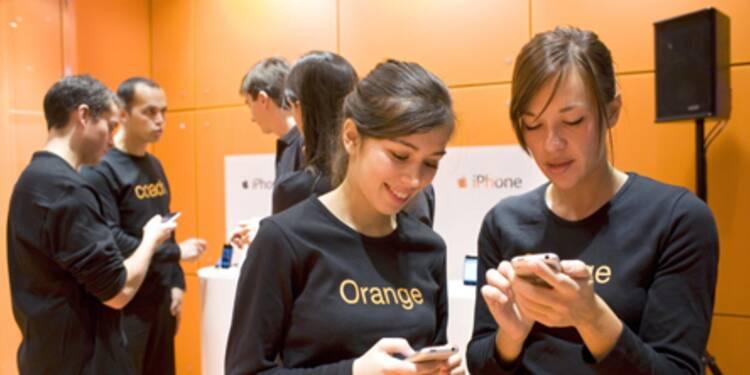 L'action Orange perd du terrain après l'annonce d'une OPA sur l'espagnol Jazztel