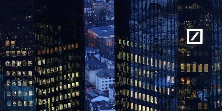 Recapitalisation massive en vue pour Deutsche Bank, en difficulté