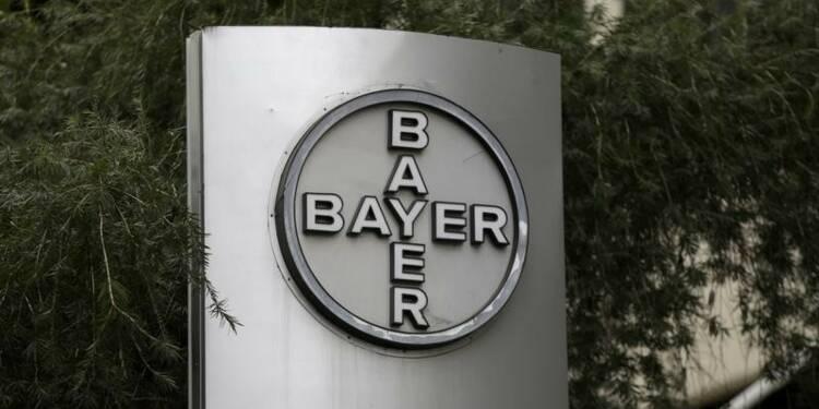 Bayer relève les objectifs de ses deux médicaments principaux