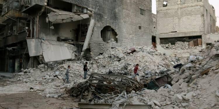 La Russie envoie des renforts en Syrie malgré l'indignation