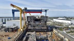 STX Saint-Nazaire: l'Etat français pourrait devenir actionnaire majoritaire