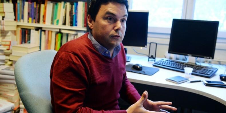 """Pour Piketty, la France a eu un comportement """"égoïste"""" en 2012"""