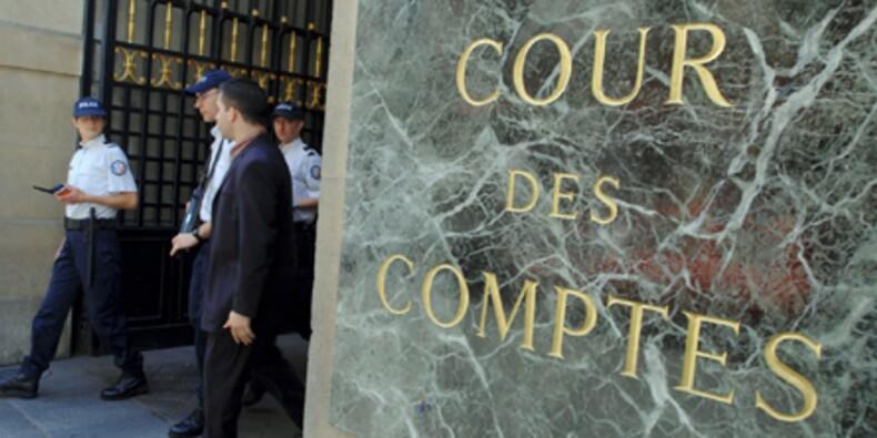 Le patron du PS écharpe la Cour des comptes