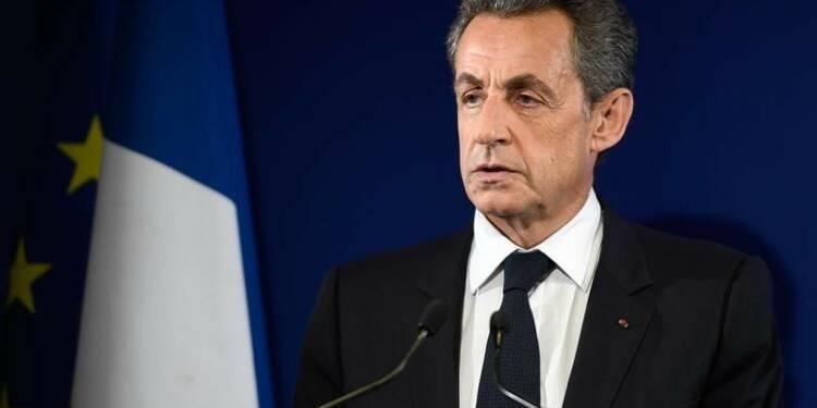 Nicolas Sarkozy aurait reçu Larcher et Accoyer