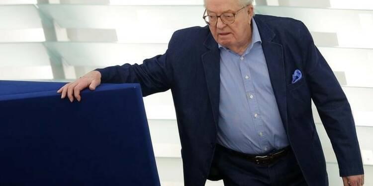 Amende de 5.000 euros confirmée pour Jean-Marie Le Pen