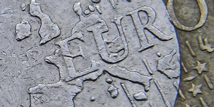 En zone euro, croissance de 0,4% au 4e trimestre, moins qu'attendu
