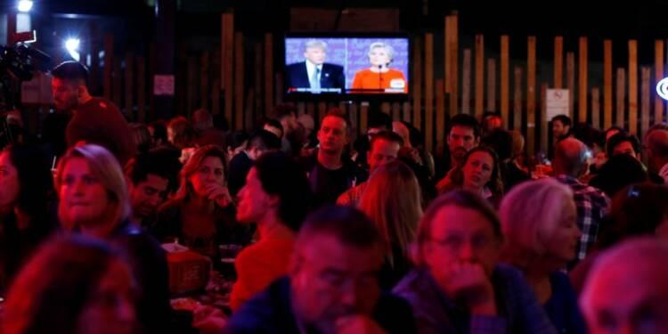 Le débat Clinton-Trump a attiré 84 millions de téléspectateurs
