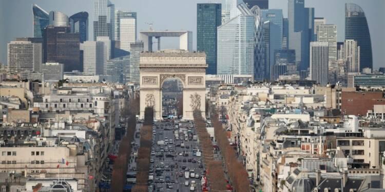 Recul de 0,1% du PIB de la France au 2e trimestre