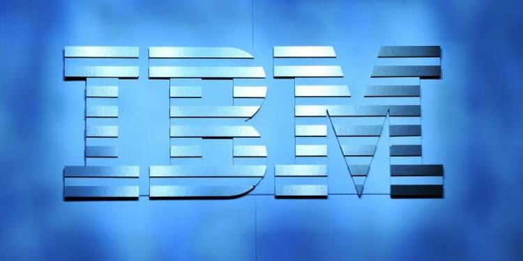 IBM: les résultats continuent de baisser malgré la croissance dans le cloud