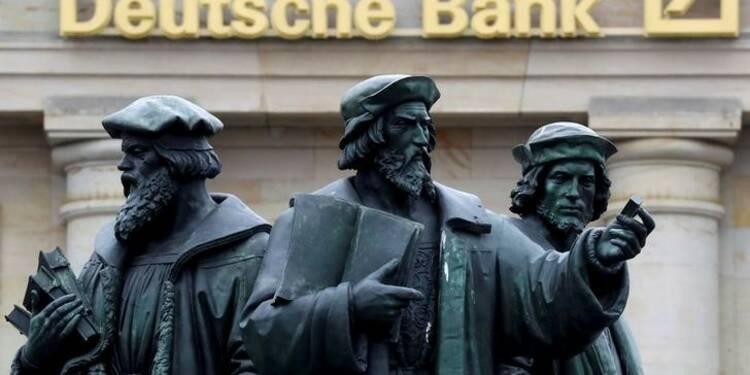 Deutsche Bank veut prolonger le président de son conseil