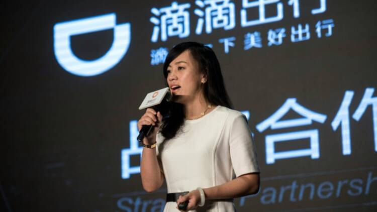 Didi, le Uber chinois, à l'assaut de la planète