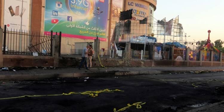 Double attentat suicide à Bagdad, 12 morts