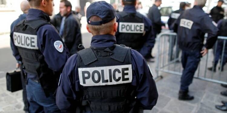 Rassemblements policiers après l'affaire Viry-Châtillon