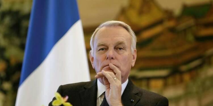 """La victoire probable de Trump provoque """"bien des inquiétudes"""", dit Ayrault"""