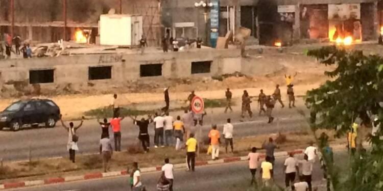 Heurts entre police gabonaise et manifestants à Libreville