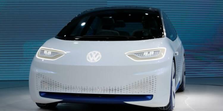 VW veut vendre 400.000 NEV par an en Chine d'ici 2020