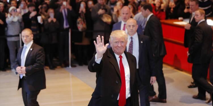 Trump en retrait sur certaines de ses promesses de campagne