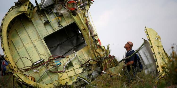 MH17: l'Australie annonce des suspects identifiés d'ici fin 2016