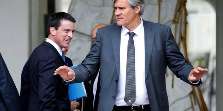 La crise couve au sommet de l'exécutif français