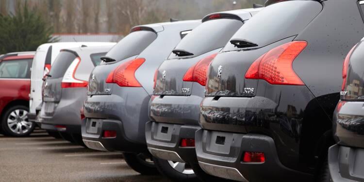 Les mandataires automobiles cassent surtout les prix des modèles les plus anciens