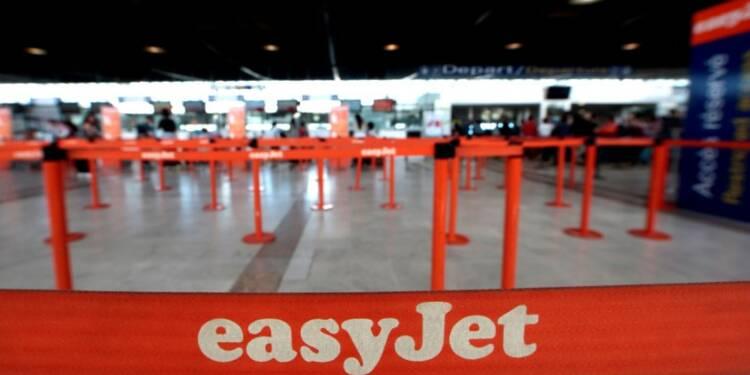 EasyJet voit son bénéfice annuel baisser d'un quart