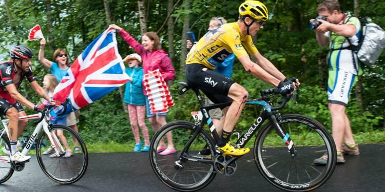 LVMH pourrait racheter le vélo de Christopher Froome