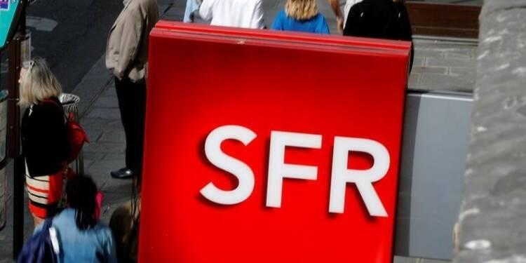 Altice propose d'acquérir le solde de SFR