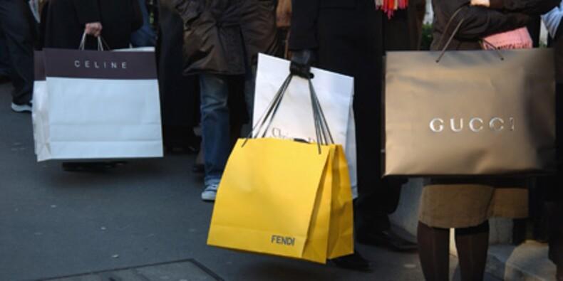 Le luxe recule en Bourse après les prudentes prévisions de Richemont