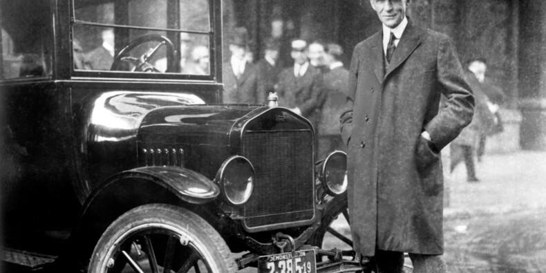 Henry Ford (1863-1947) : la voiture pour tous, son idée révolutionnaire