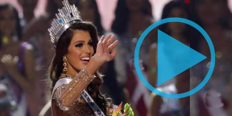 Iris Mittenaere : la nouvelle Miss Univers est française !