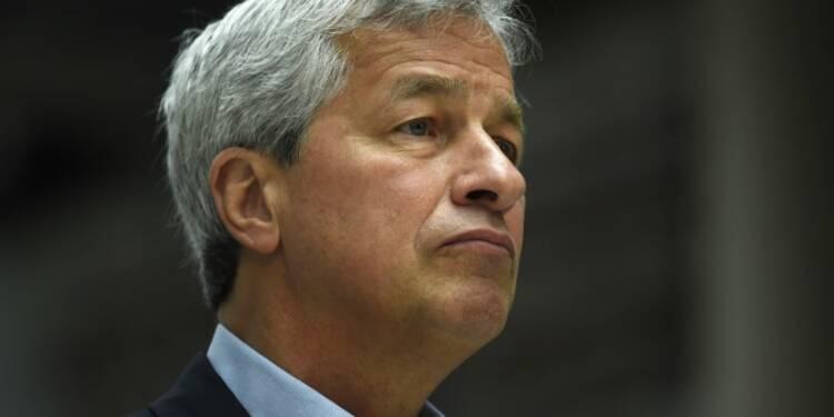 Peu de chances que le patron de JPMorgan dise oui à Trump