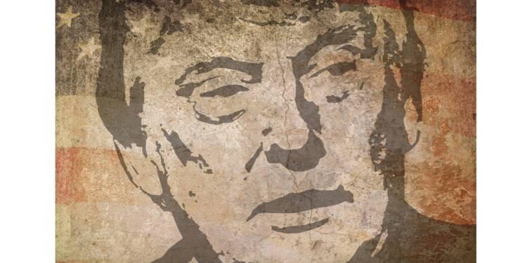 Mur à la frontière mexicaine, proximité avec Moscou... Donald Trump persiste et signe